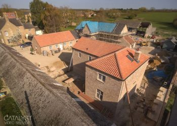 Development of Laurel Farm, Great Gidding