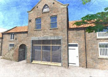 Stable conversion - Talbot Yard, Malton