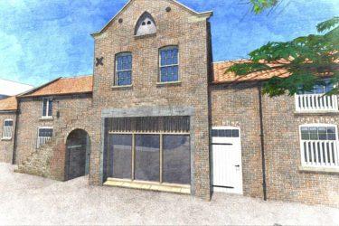 Stable conversion - Talbot Yard, Malton