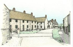 New development of Thackeray's Yard, Malton
