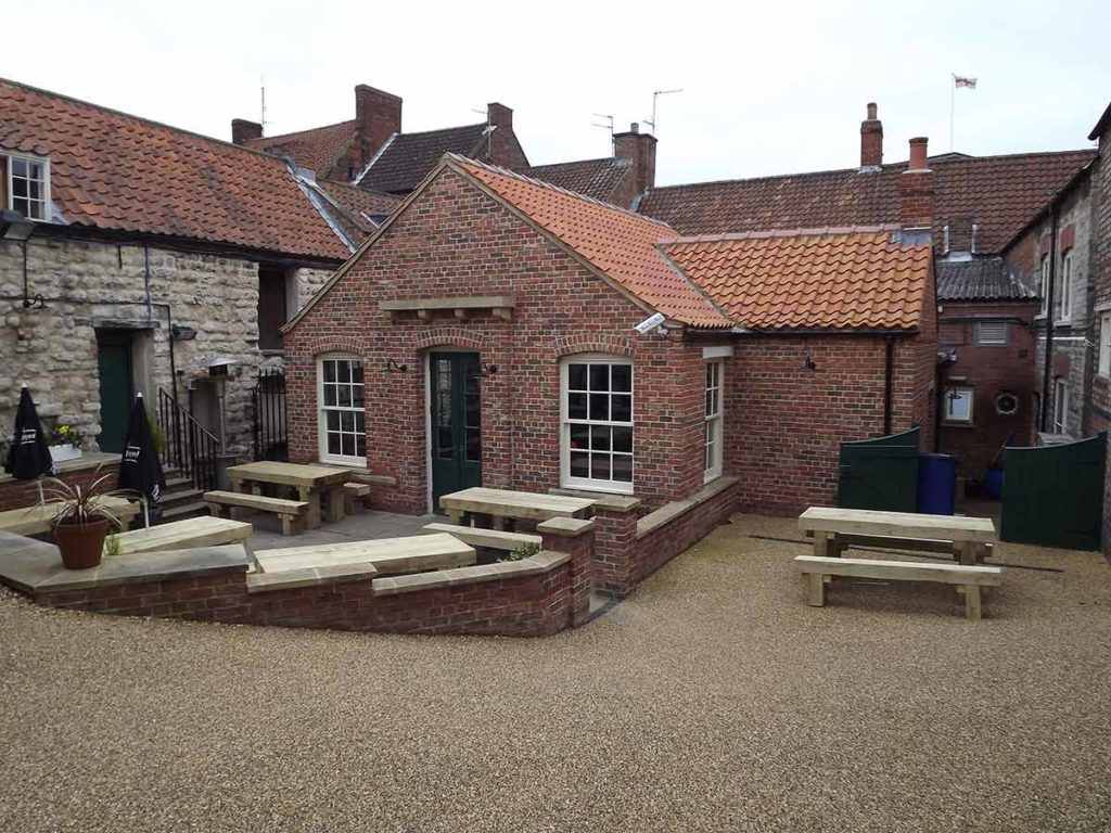 The Yard Bar, Malton